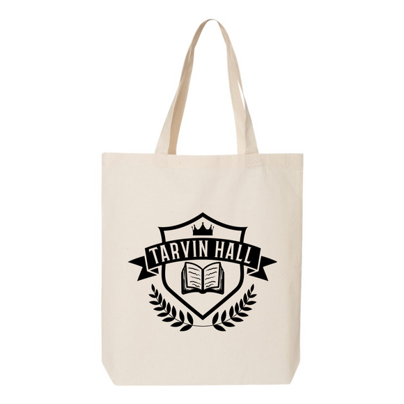 Tarvin Hall Ilyon Chronicles Canvas Tote