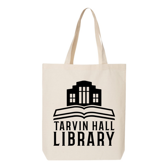 Tarvin Hall Library Ilyon Chronicles Tote