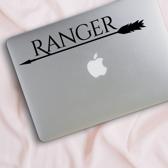 Ranger Arrow Decal
