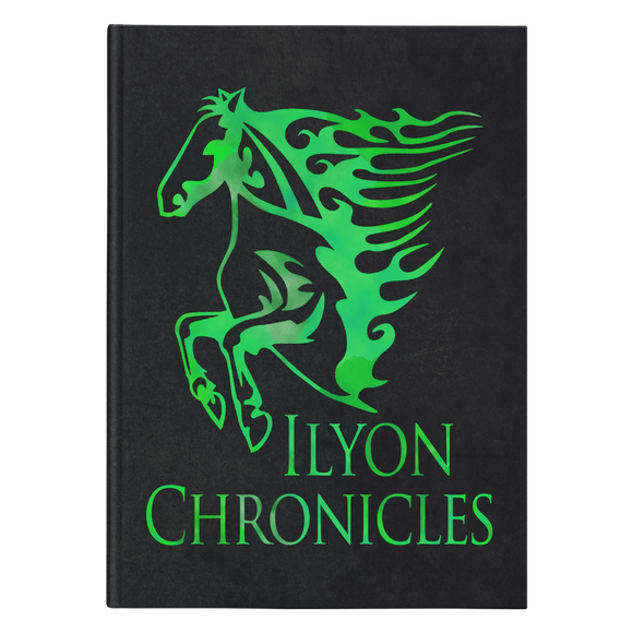 Green Horse Ilyon Chronicles Journal