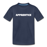 Apprentice Toddler Shirt - navy