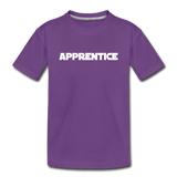 Apprentice Toddler Shirt - purple
