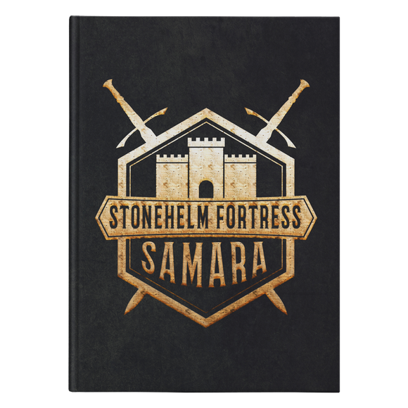 SPECIAL EDITION Stonehelm Fortress Journal