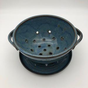 Berry Bowl in Floating Blue