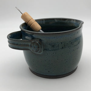 Whisking Bowl in Floating Blue