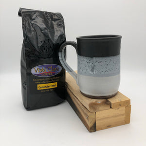 10 oz. Mug in Cookies & Cream