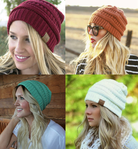 The Minted Beanie // 5 COLORS