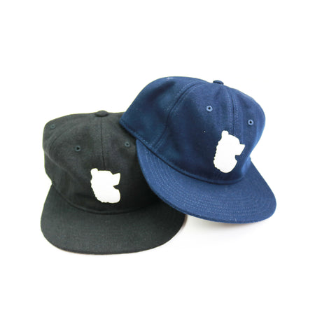 Wool Logo Hat
