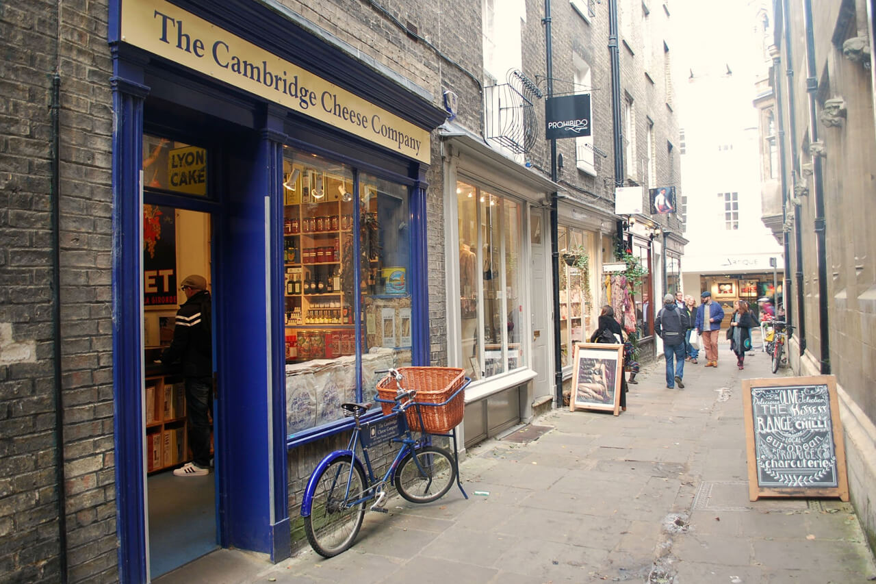 The Cambridge Cheese Company
