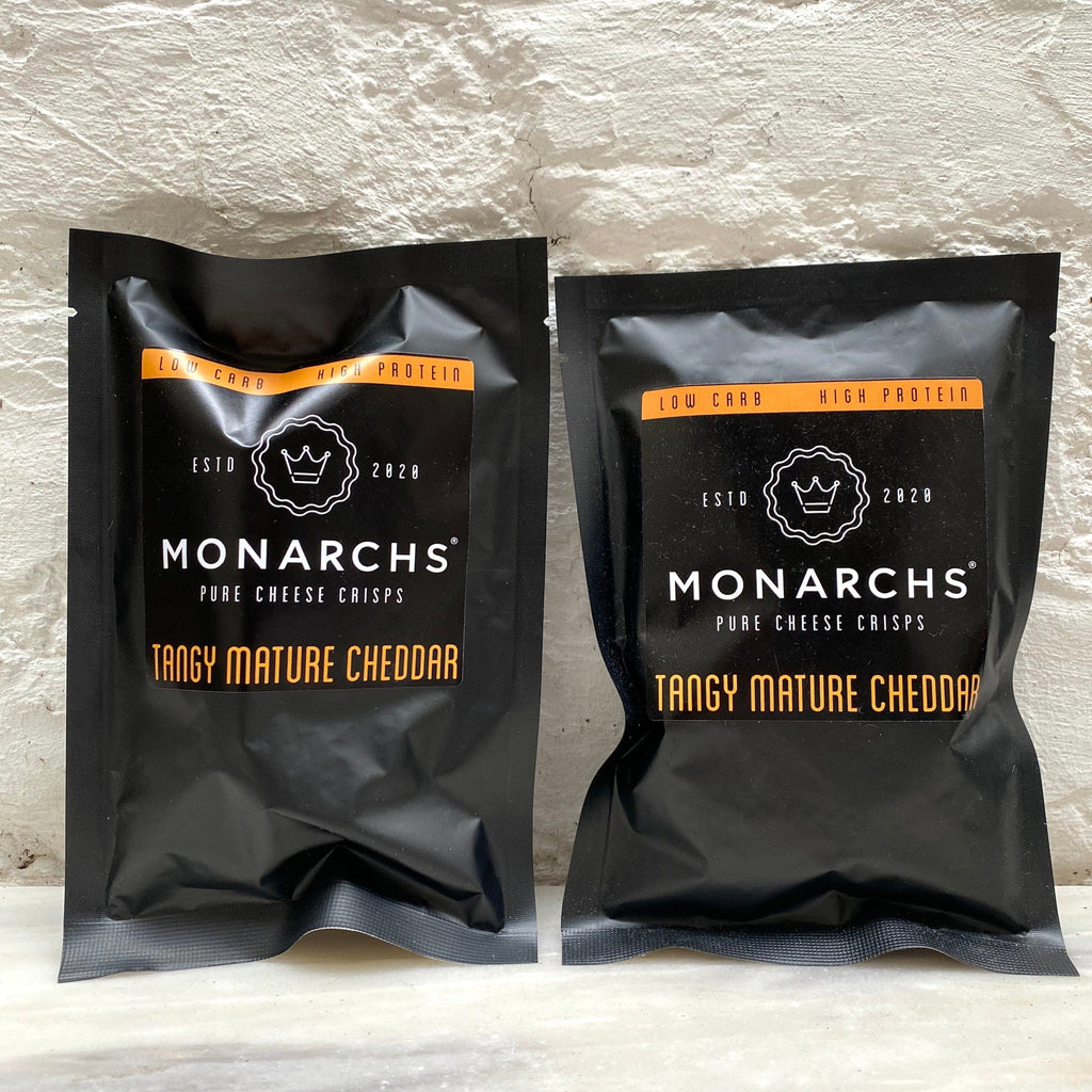 Monarchs Pure Cheese Crisps