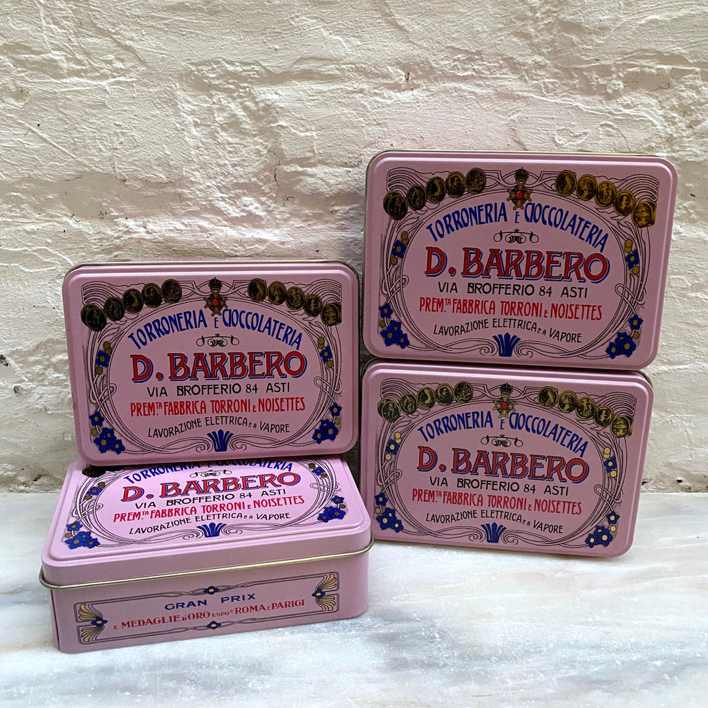 Barbero Nougat (Pink Tin), Davide Barbero