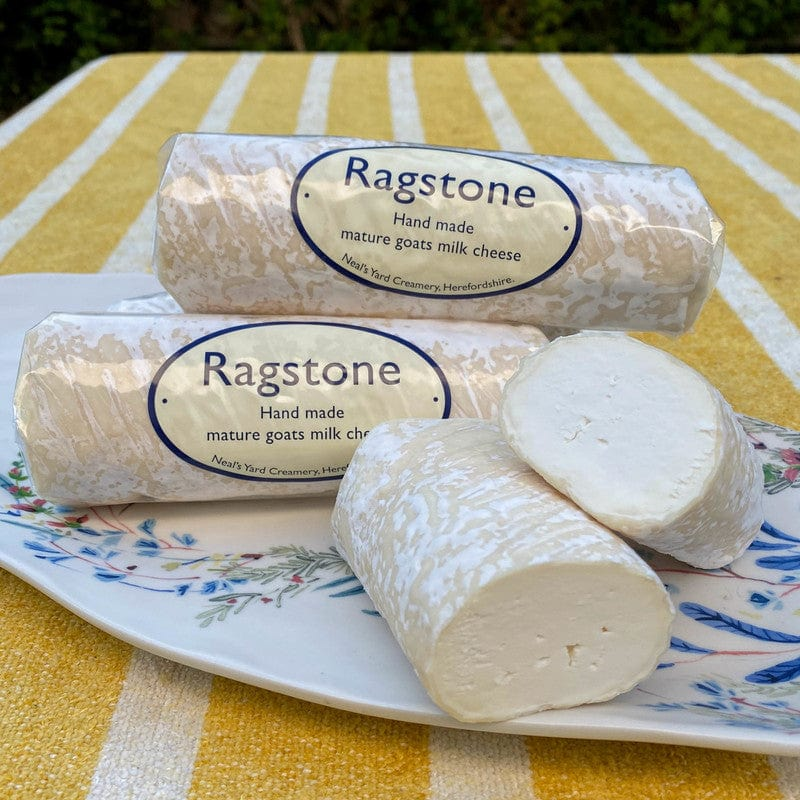 Ragstone, Goats' Milk Log