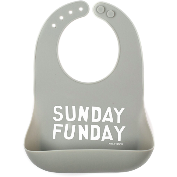 Wonder Bib - Sunday Funday