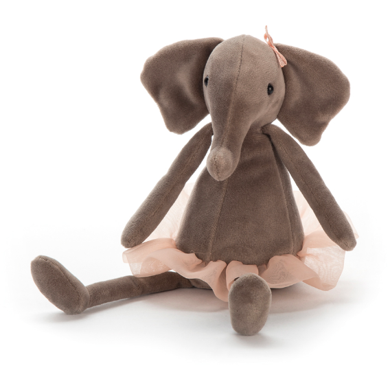 Dancing Darcey Elephant - Small
