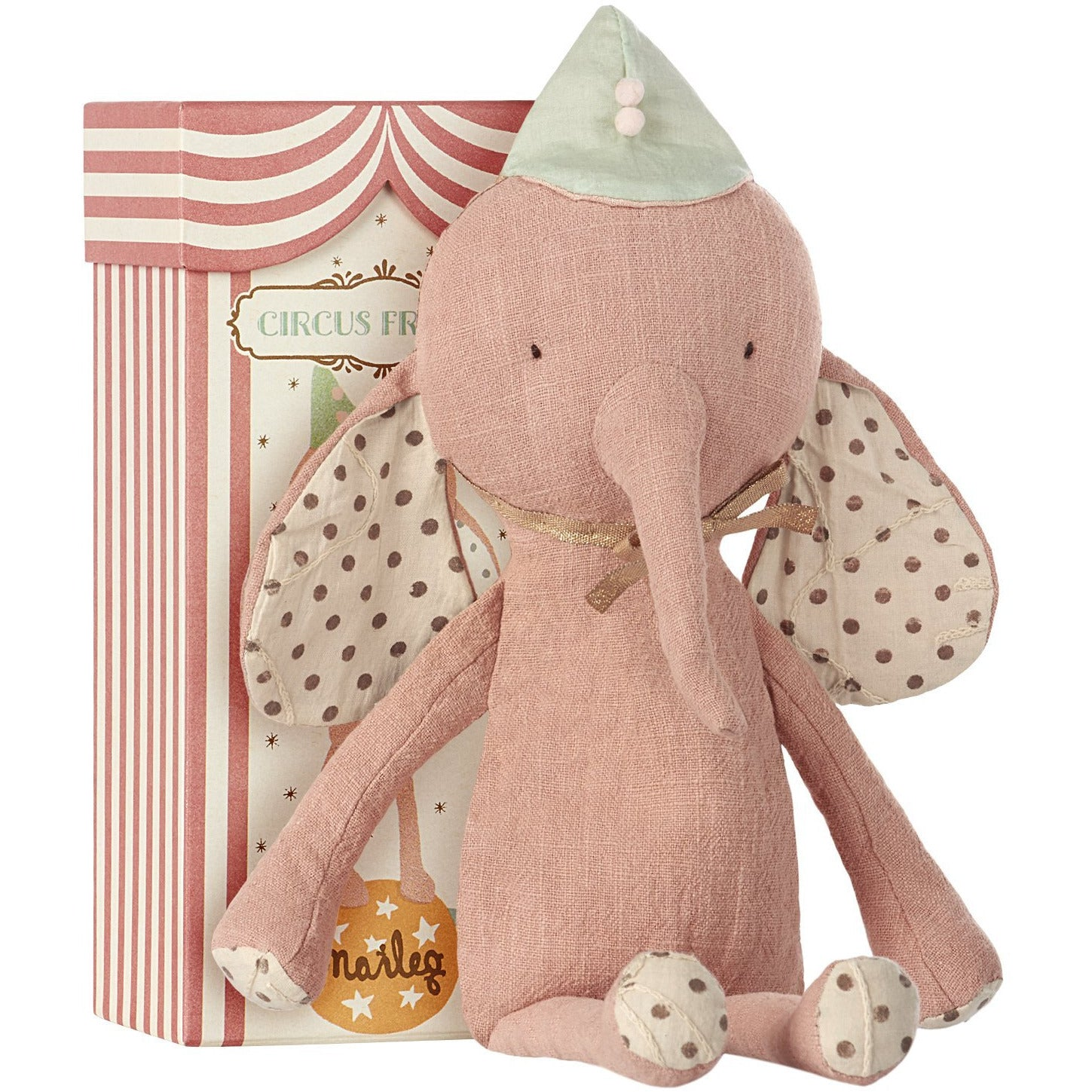 Circus Friends Elephant - Rose