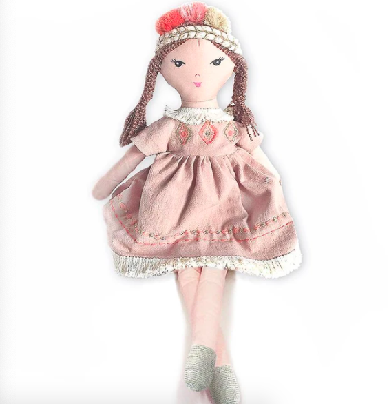 Ruthie Bohemian Princess Doll