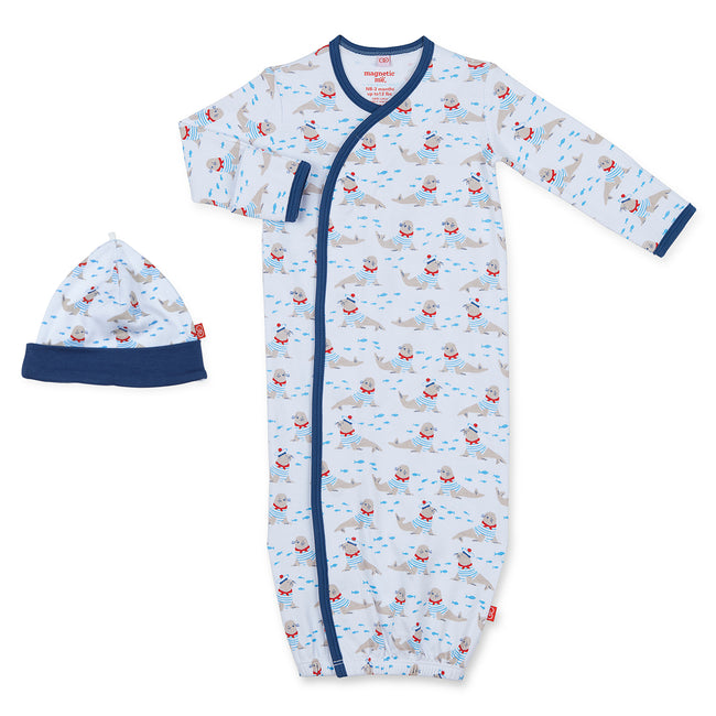 Petit Marin Magnetic Gown Set