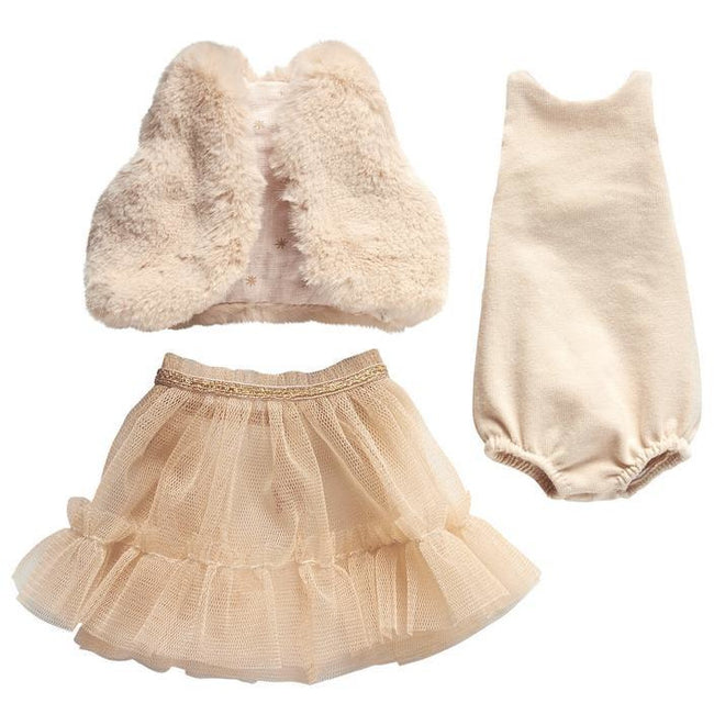 Best Friends Ballet Leotard - Powder