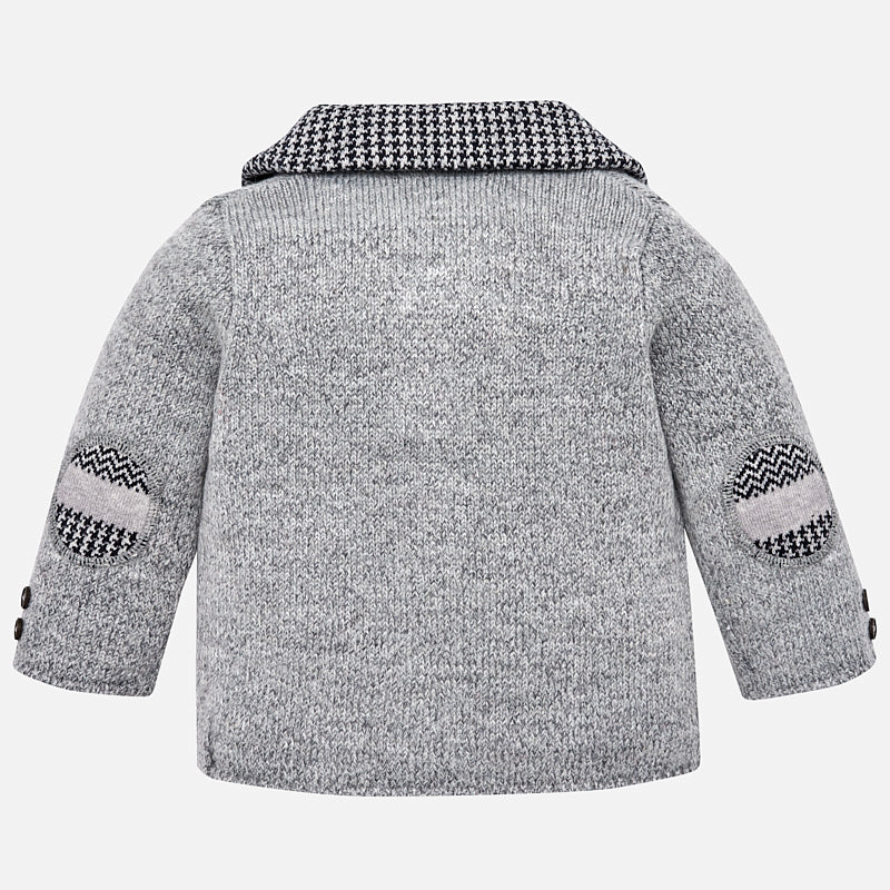 Knit Sweater Jacket