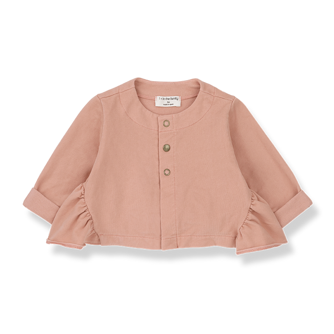 Ginosa Girly Jacket - Rose