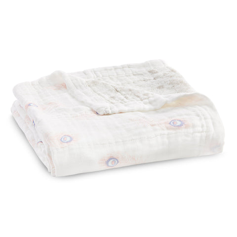 Doily Lace Swaddle Blanket