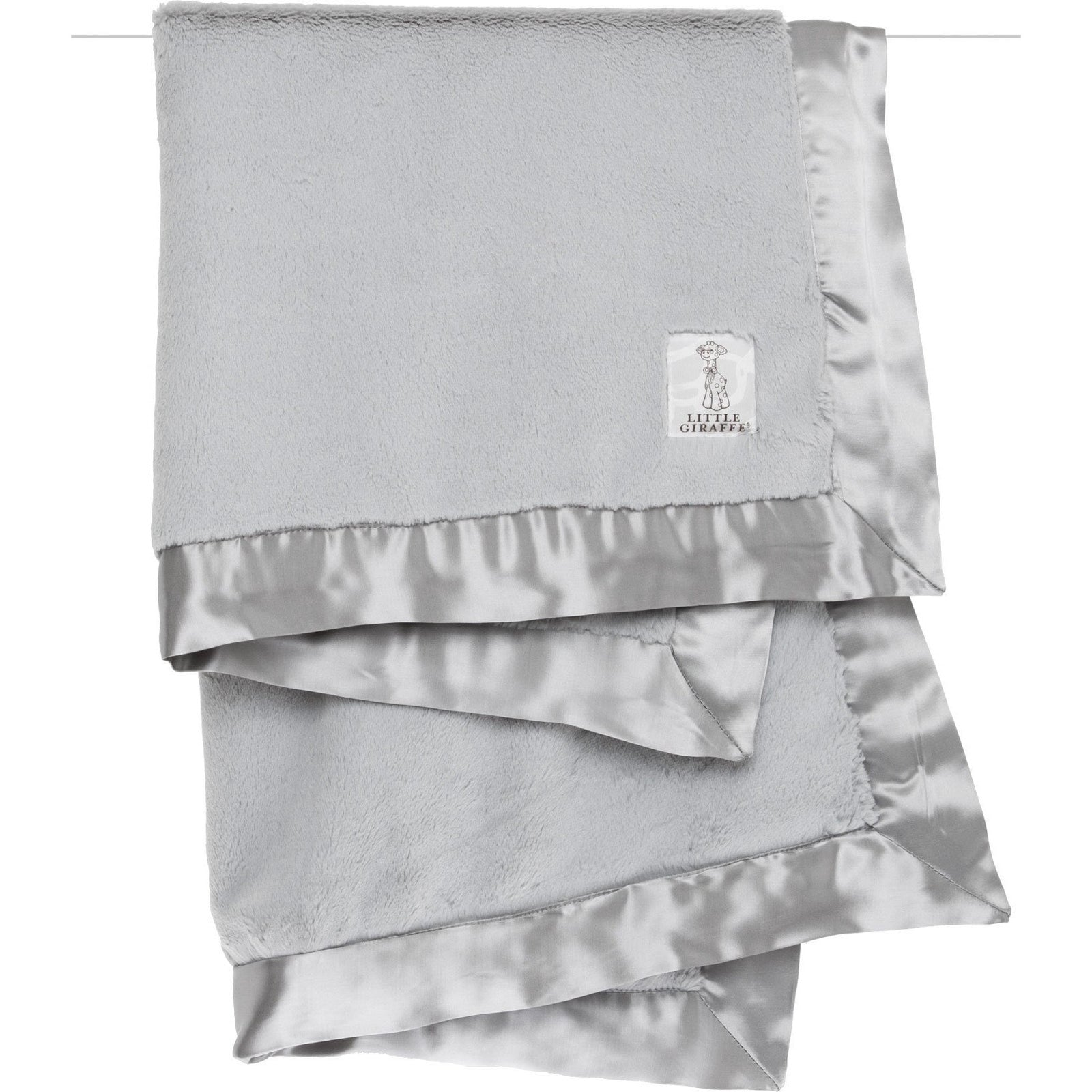 Luxe Blanket - Silver