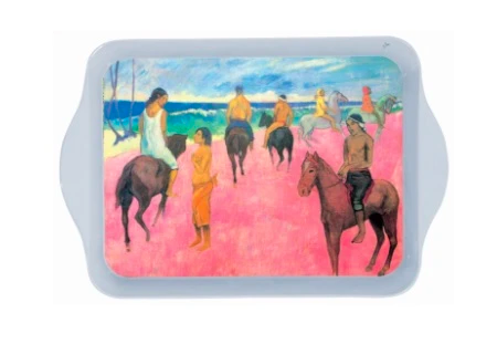Gaugiuin Riders on the Beach Tray