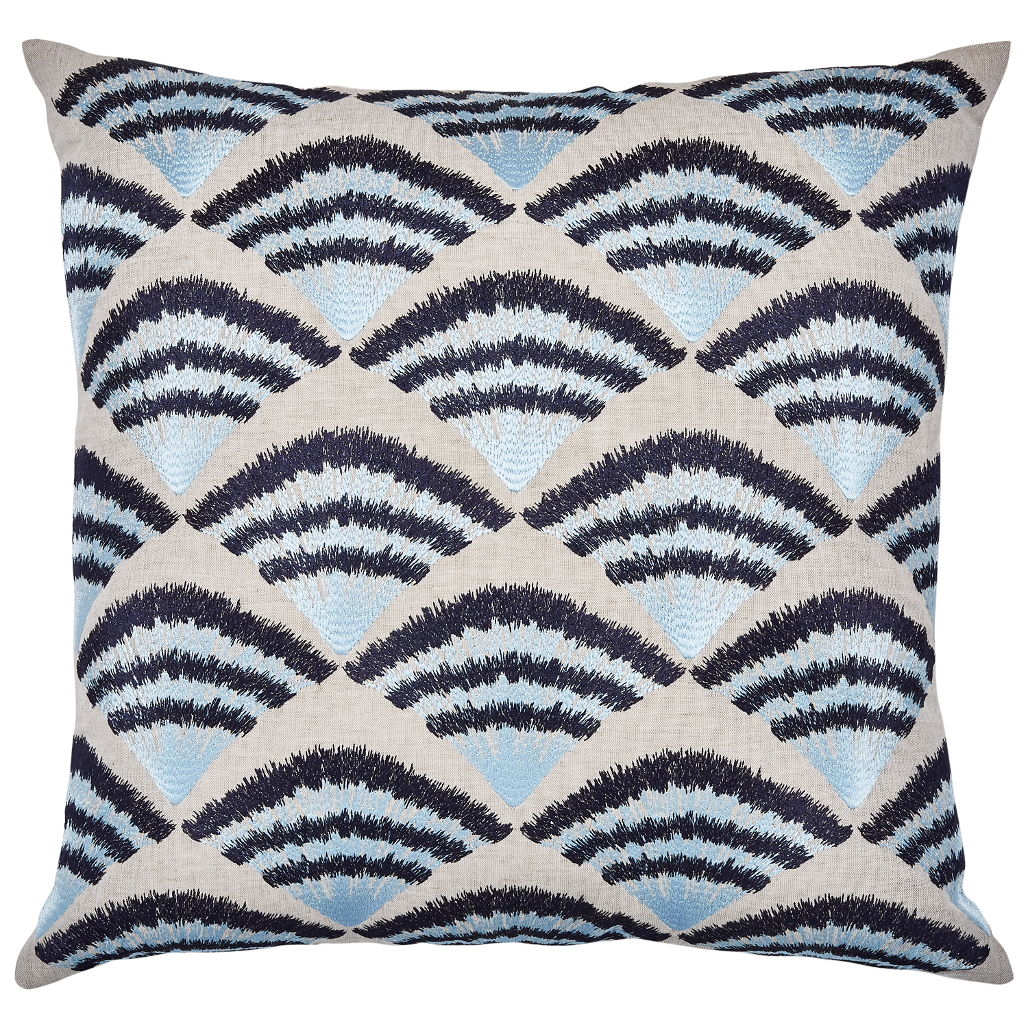 "Gatha Decorative Pillow with Insert - 22"" x 22"""