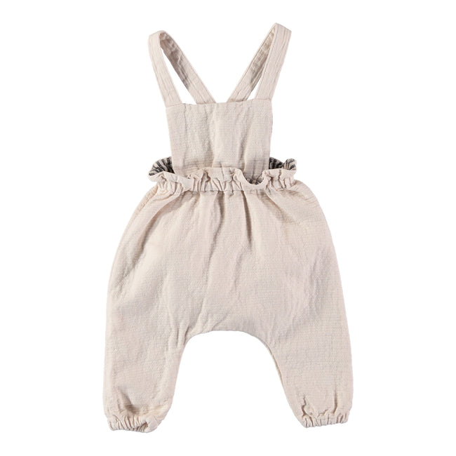 Olivia Baby Dungaree Pant - Dusty Rose