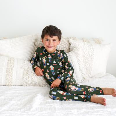 Long Sleeve Top & Pants Loungewear Set - Thomas Toy Soldier