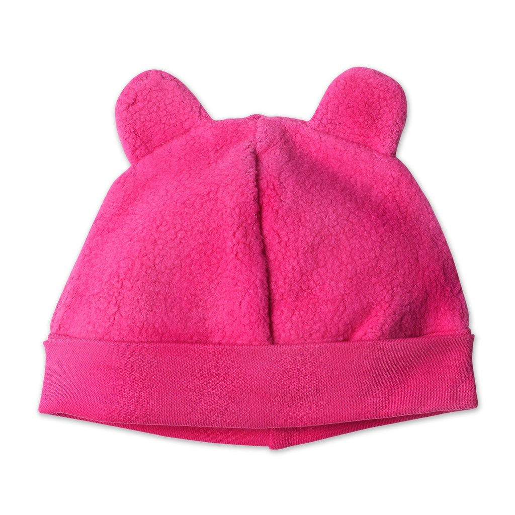 Cozie Fleece Hat - Fuchsia
