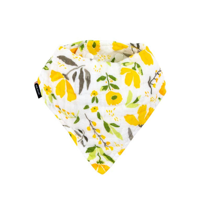 Royal Garden Oh-So-Soft Bandana Bib