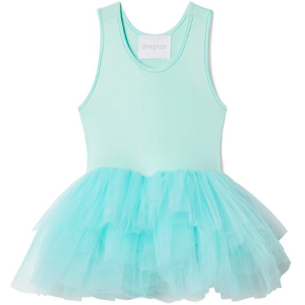B.A.E Tutu Dress - Birdie Blue