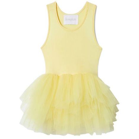 B.A.E Tutu Dress - Blondie Yellow