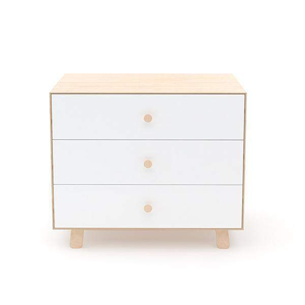 Oeuf 3 Drawer Dresser - Sparrow