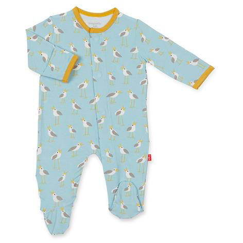 Blue Plovers Modal Magnetic Footie