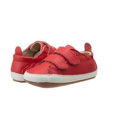 Bambini Markert Shoe - Red