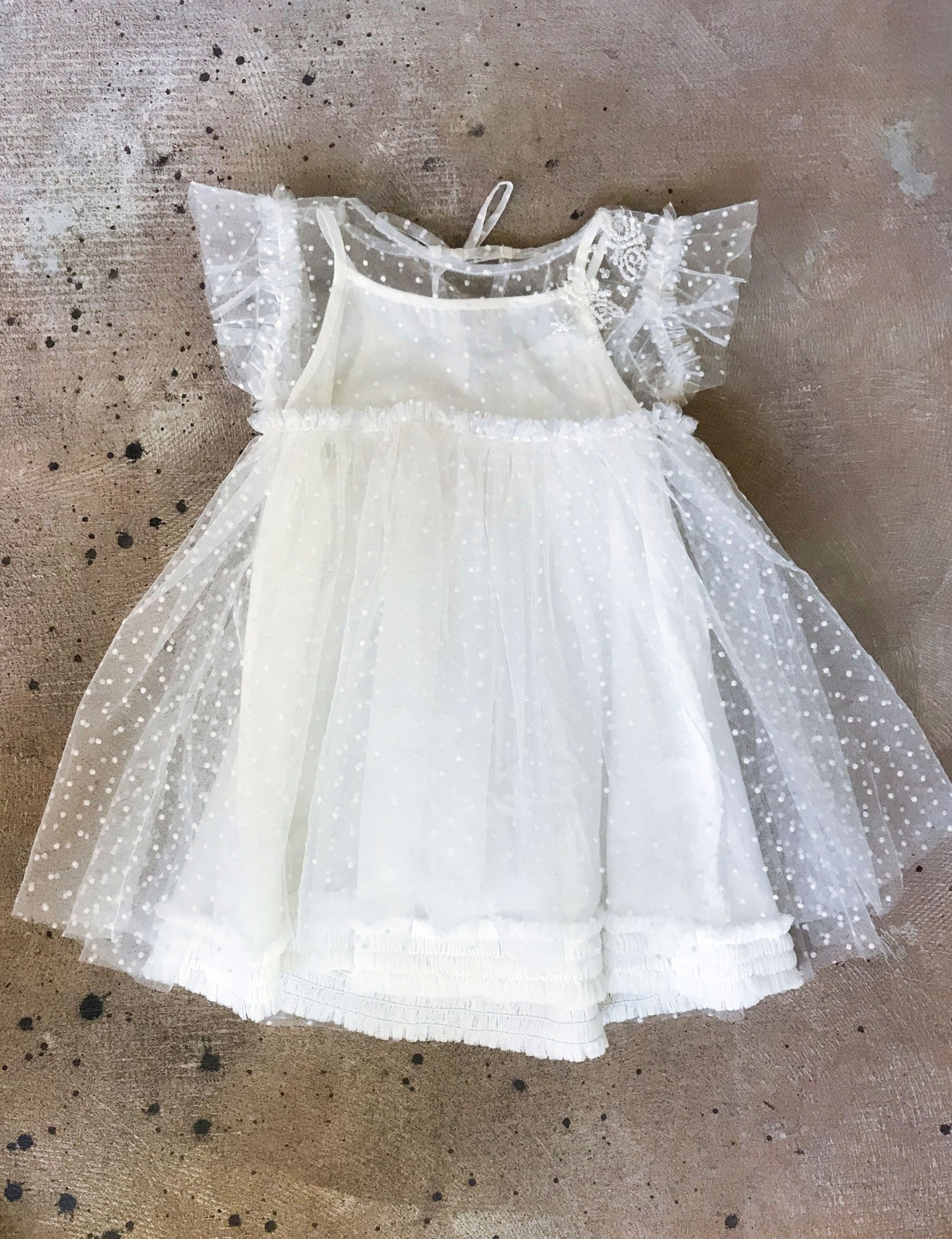 Lena Dress - Cloud