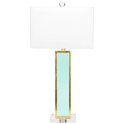 "Blair Table Lamp - Mint - 31.5""h"
