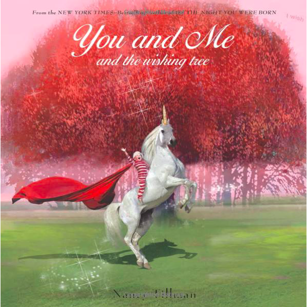 You and Me and the Wishing Tree Boardbook
