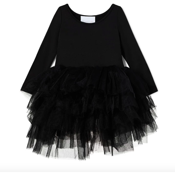 B.F.F. Tutu Dress - Stella Black