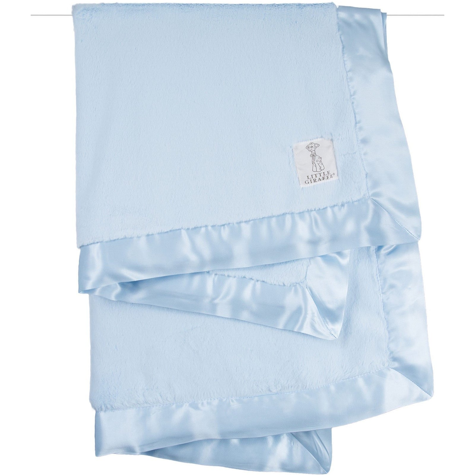 Luxe Blanket - Blue