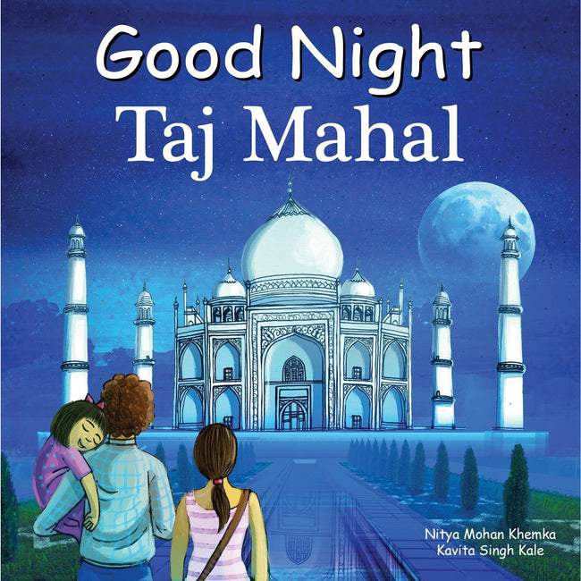 Good Night Taj Mahal