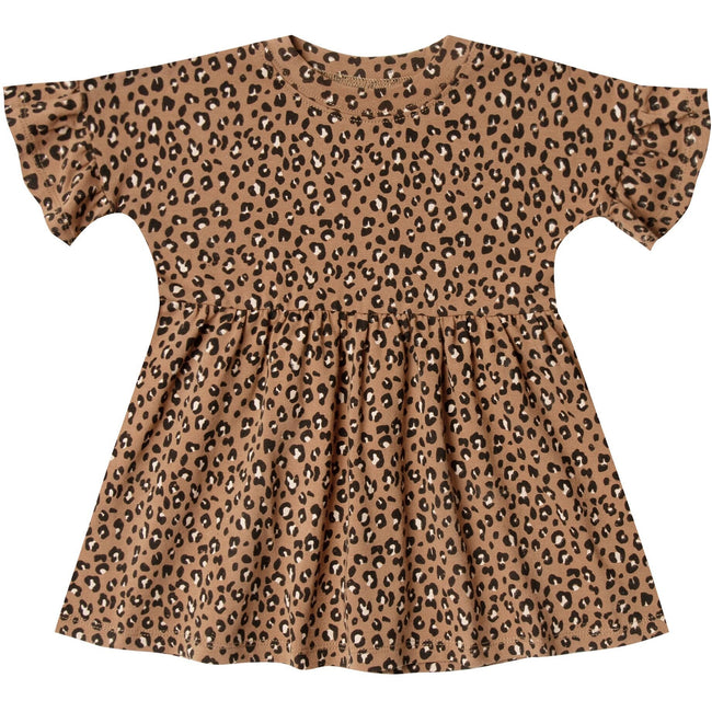Babydoll Dress - Cheetah