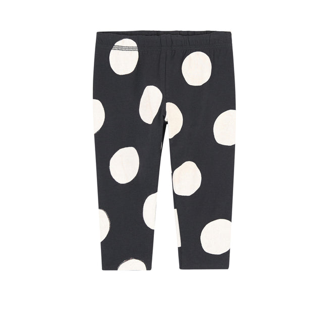 Reversible Polka Dot Leggings
