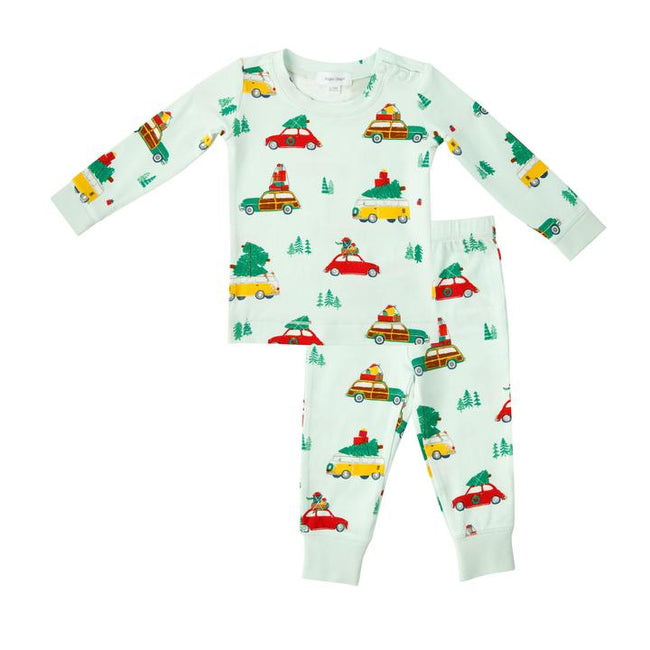 Trees on Cars Loungewear Set