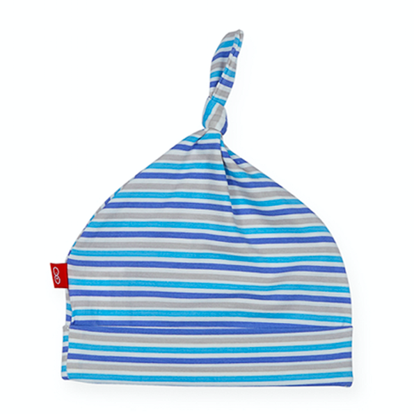 Blue Stripe Globetrotter Hat