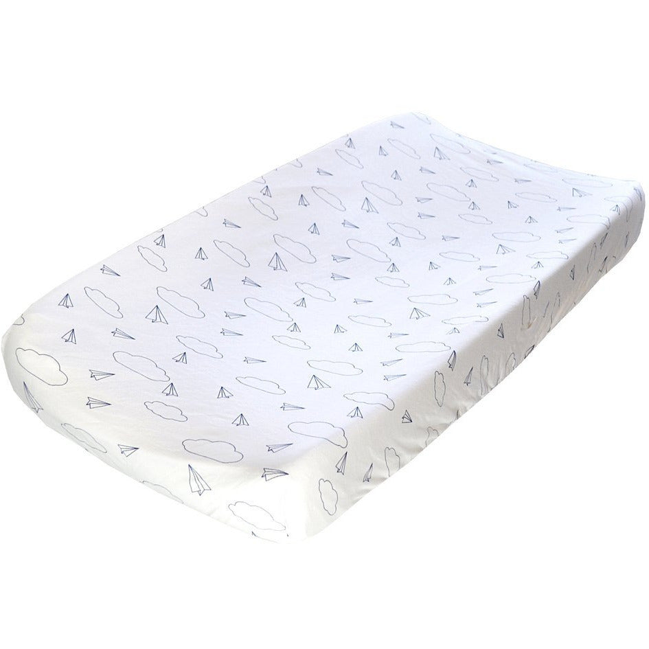 Paper Airlines Changing Pad Cover