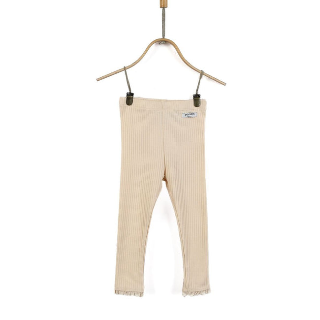 Afke Leggings - Cream Blush