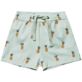 Swim Trunk - Pineapple